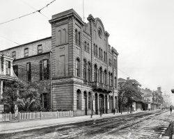 Artillery Hall Ball: 1910