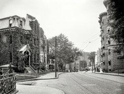 Maple Street: 1910