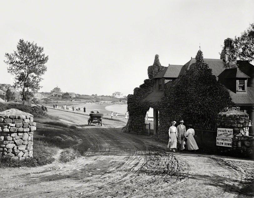 Dangerous Passing: 1910