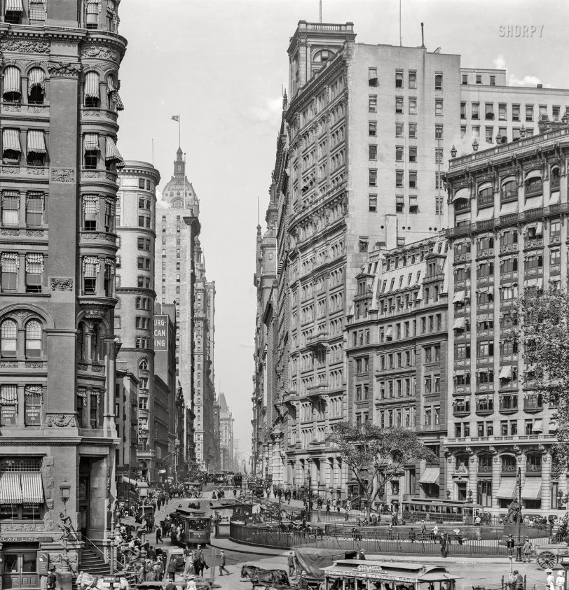Gotham Gulch: 1911