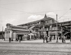 Mass Transit: 1910