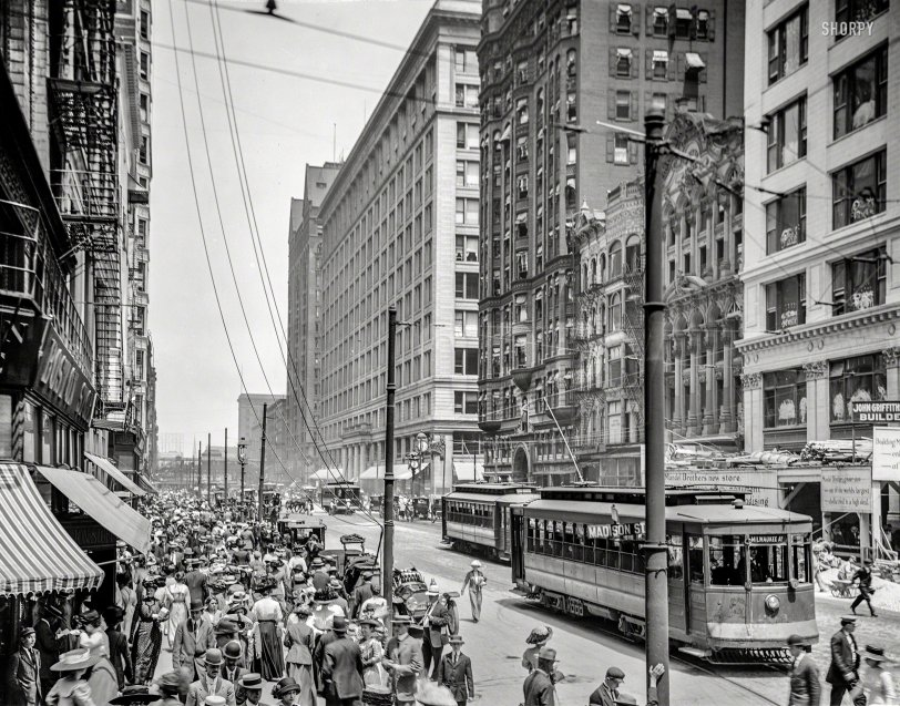 That Great Street: 1912