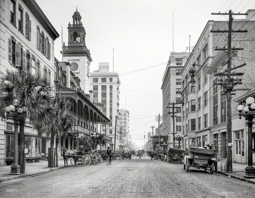 Forsyth Street: 1910