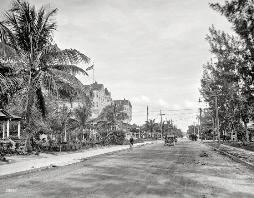 Avenue B: 1910