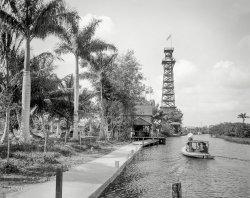 Palm Gardens: 1912