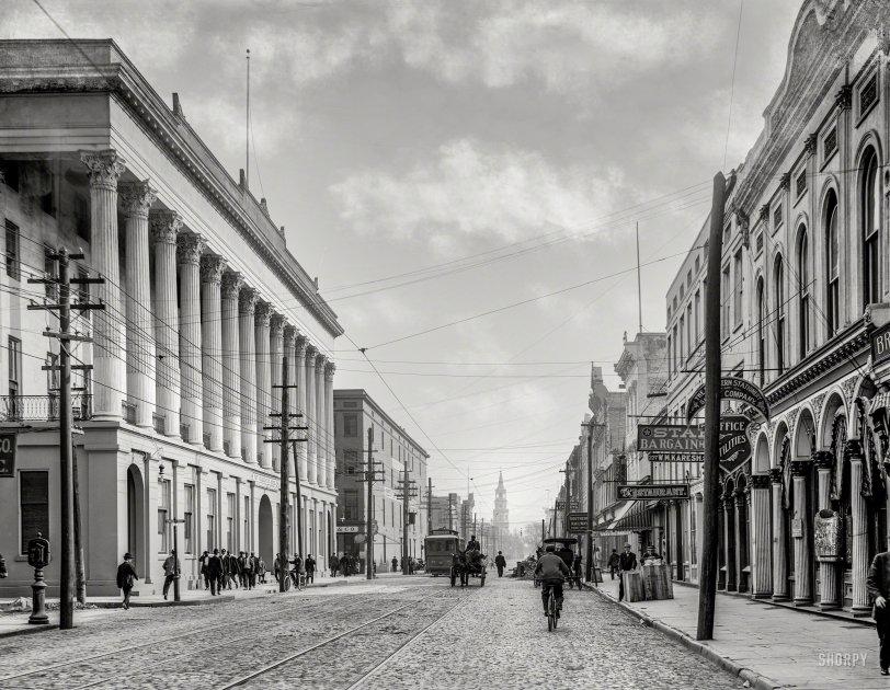 New Charleston: 1910