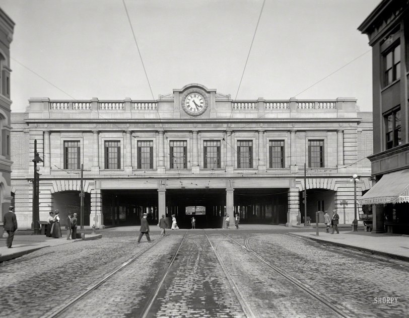 Washington Crossing: 1911