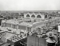 Temple of Transport: 1910