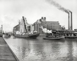 Milwaukee of Buffalo: 1910