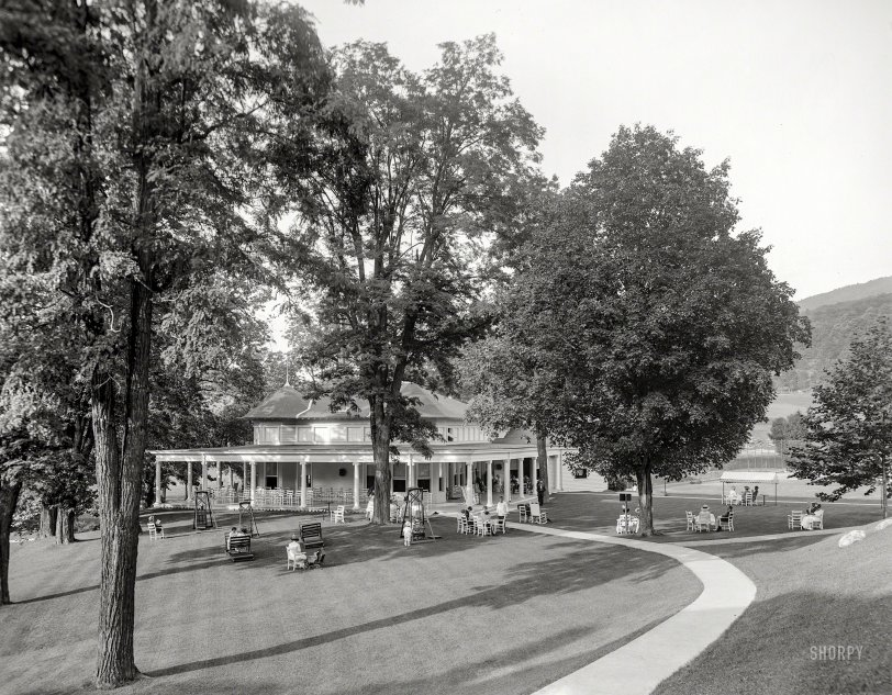 Homestead Tea: 1912