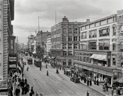 Sidewalks of Springfield: 1910