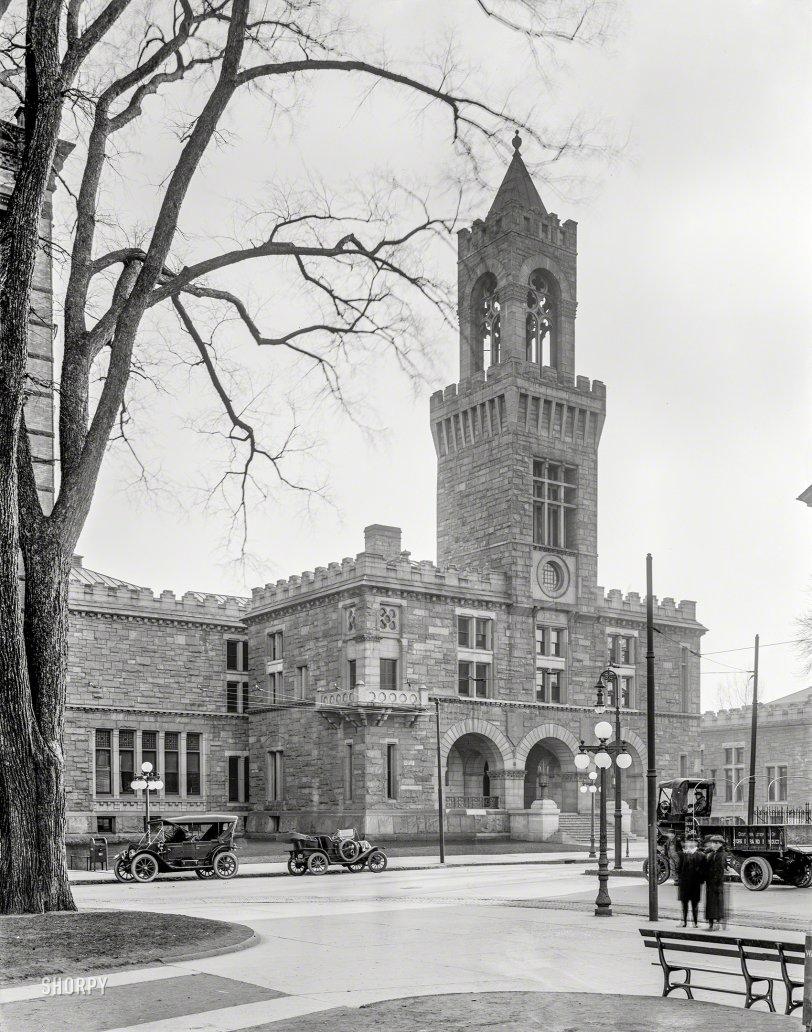 Municipal Castle: 1910