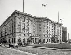 Copley Plaza: 1912