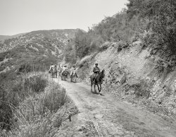 Trail Ride: 1912