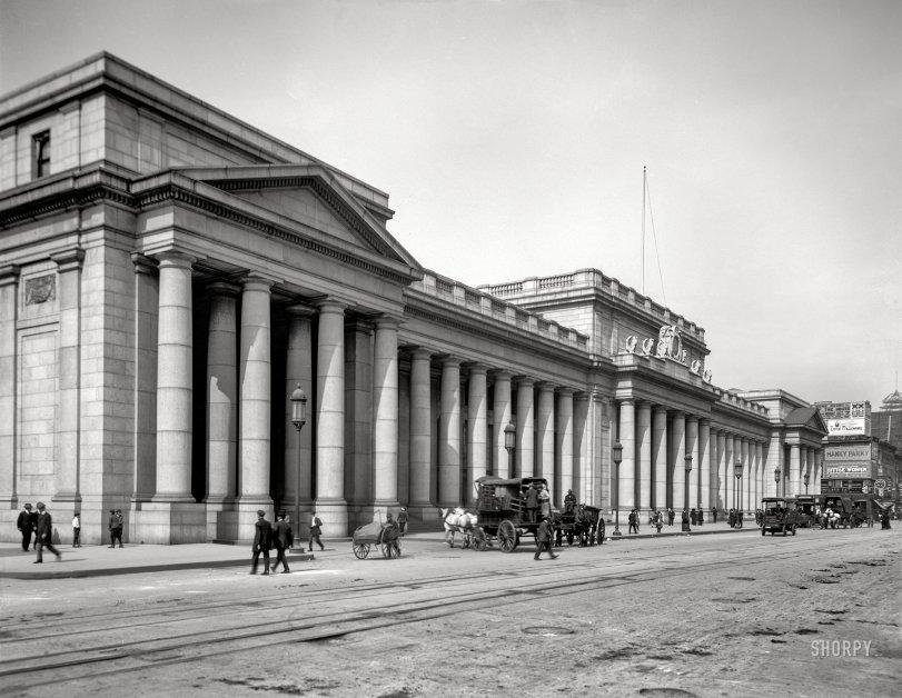 Penn Station: 1912