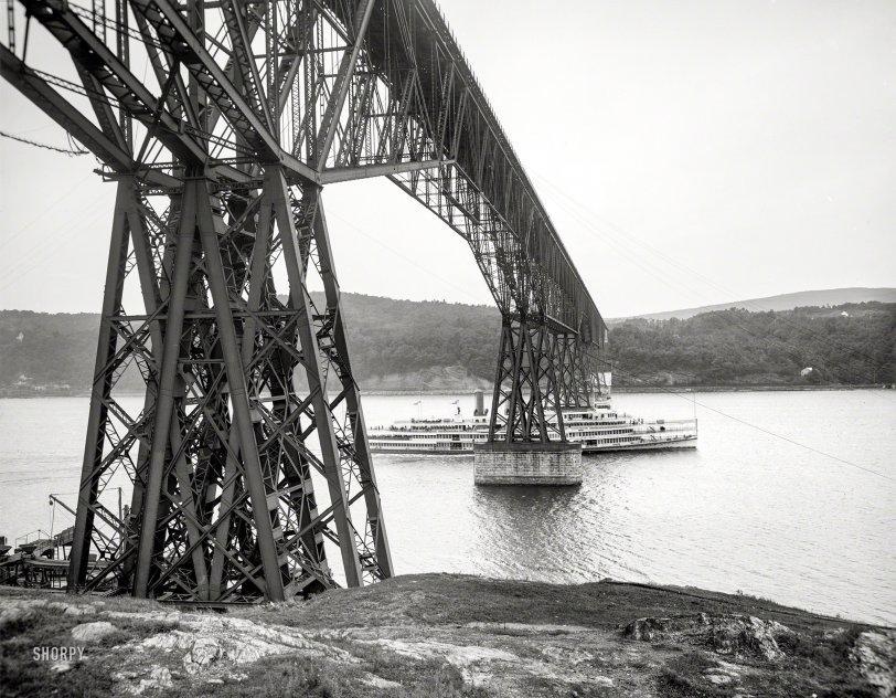 Poughkeepsie Bridge: 1913