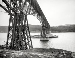 Poughkeepsie Bridge: 1913