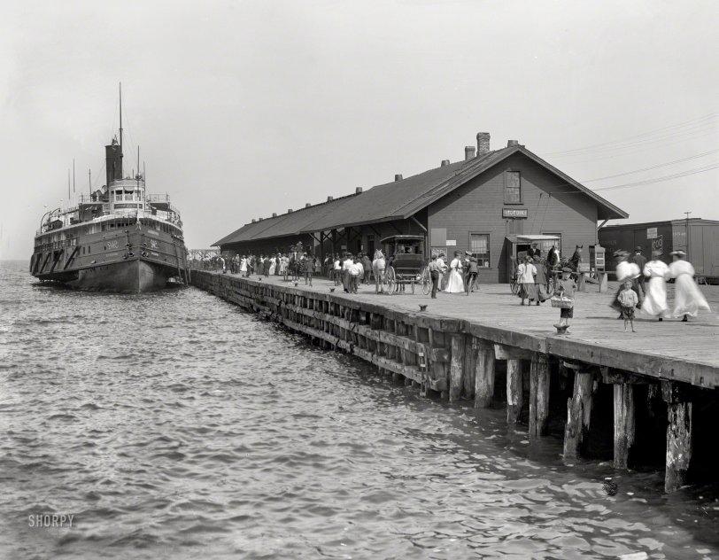 City of Mackinac: 1905