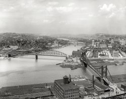 Seven Bridges: 1912