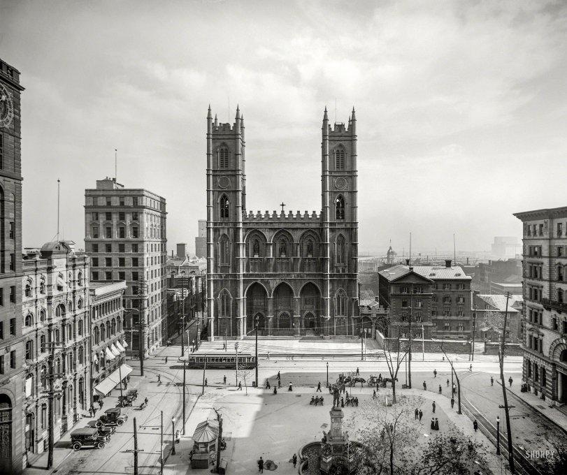 Place d'Armes: 1916