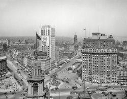 American Acropolis: 1918