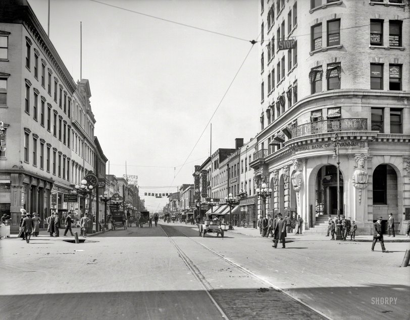 Bank of Savannah: 1907