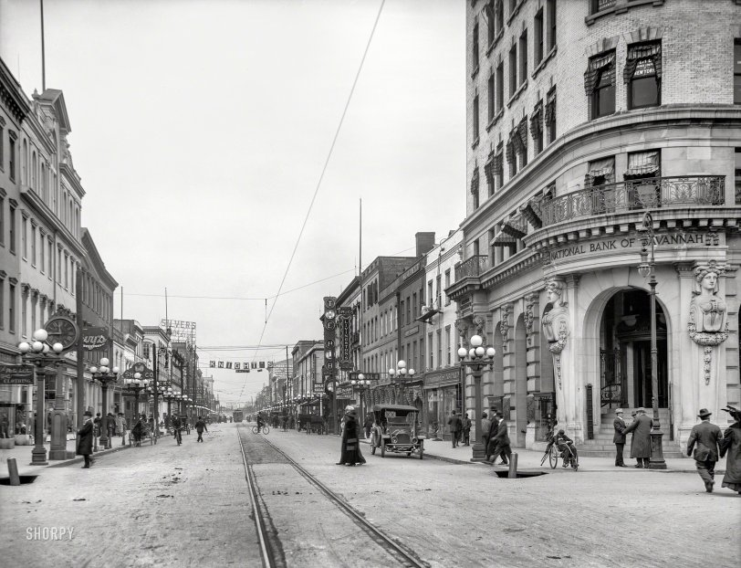 Broughton From Bull: 1907