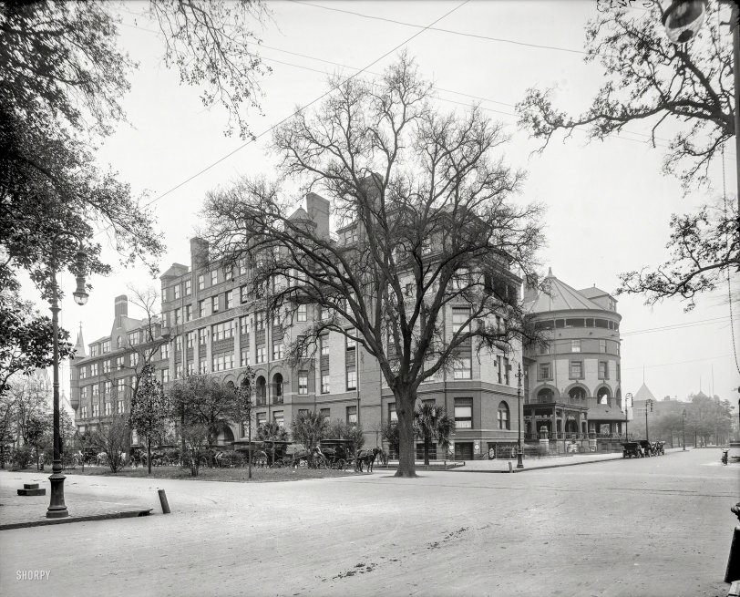 Hotel DeSoto: 1908