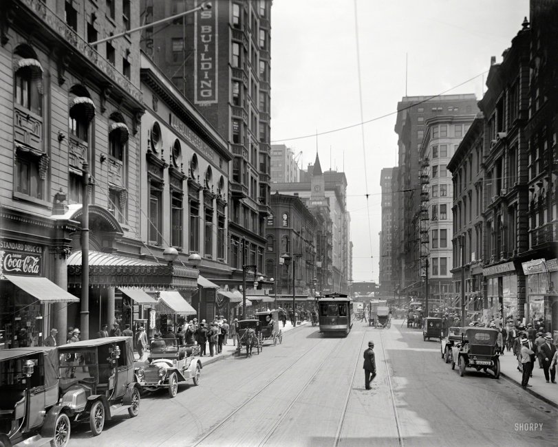 Changing Chicago: 1910