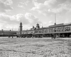 23rd Street Piers: 1910