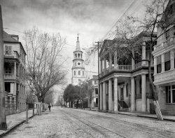 St. Michael's: 1910