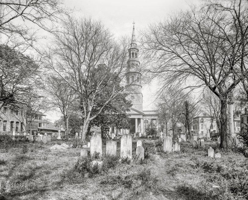 Garden of Souls: 1910