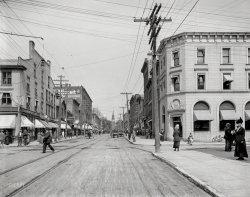 Bustling Burlington: 1911