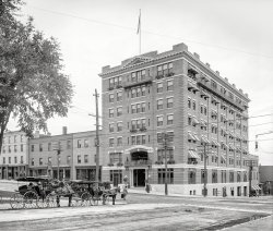 Hotel Vermont: 1911