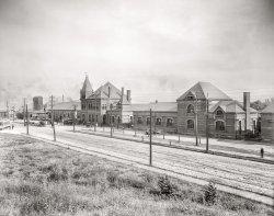 Toledo Union Station: 1905