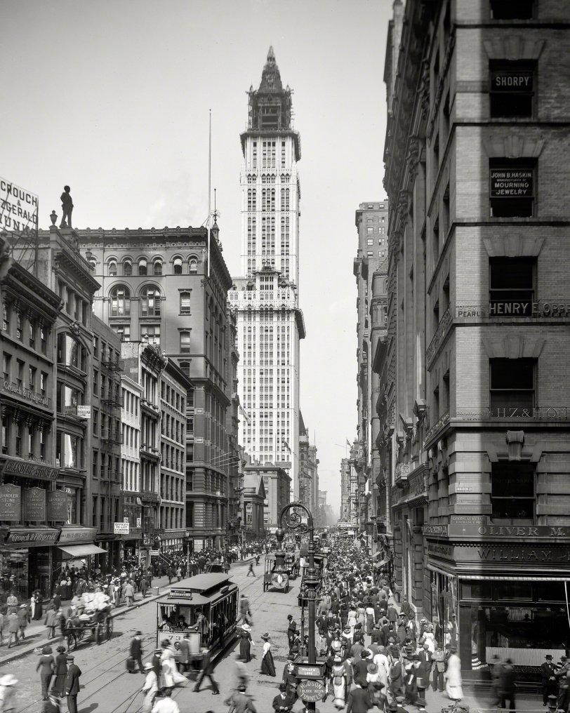 Rising Star: 1912