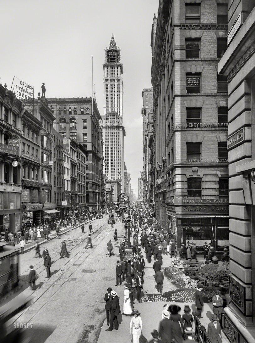 Now Highering: 1913