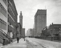 Park Avenue: 1913