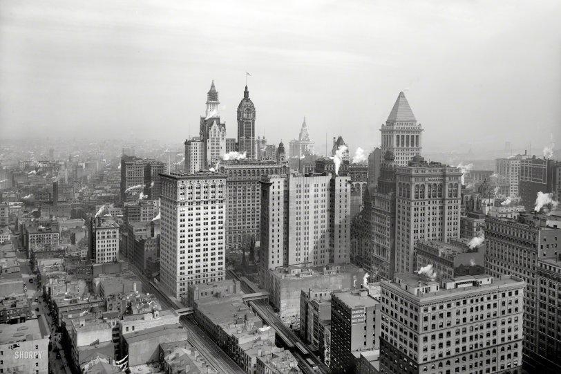 Gotham Rising: 1912