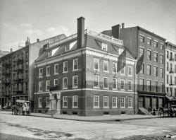 Fraunces Tavern: 1908