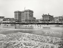 The Water's Fine: 1914