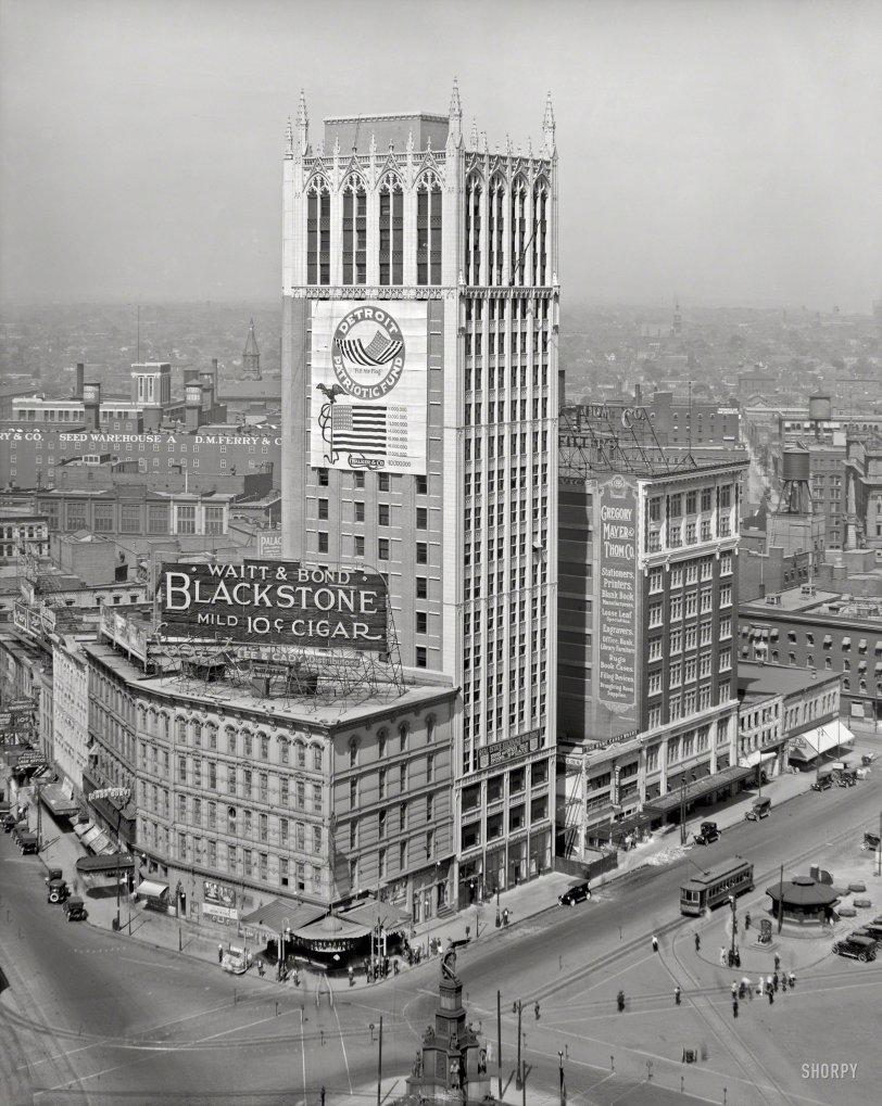 Real Estate Exchange: 1918