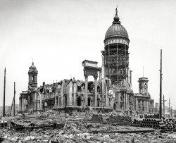 City Hell: 1906