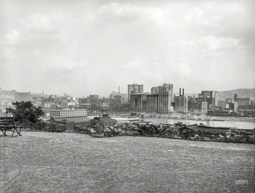 Across the Allegheny: 1910