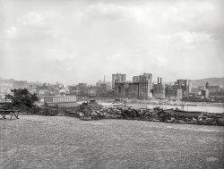 Across the Allegheny: 1910