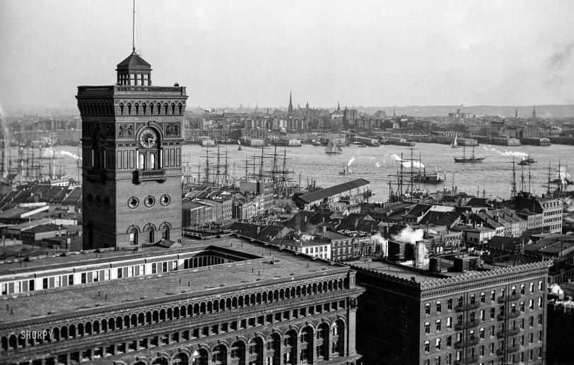 Maritime Manhattan: 1898