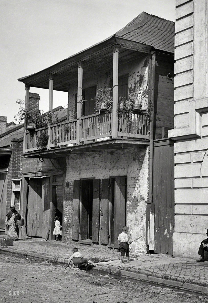 Old Orleans: 1890 | Shorpy Historic Picture Archive