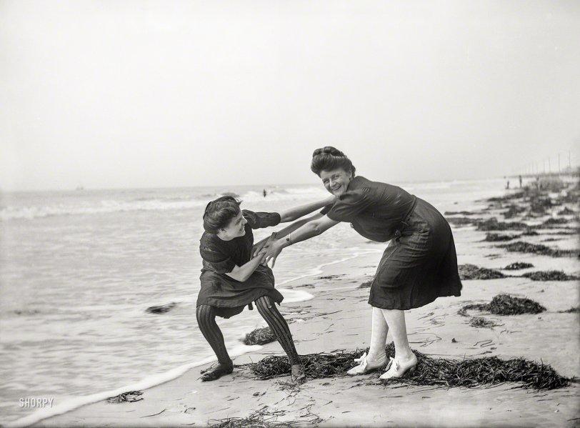 Pier Pressure: 1905