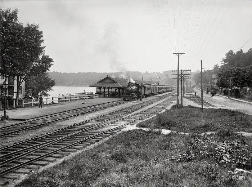 Winnipesaukee Cannonball: 1906