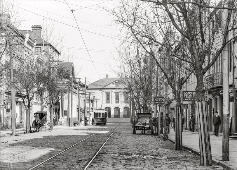 East Broad: 1906